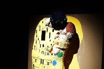 Expo : The Art of the Brick, l'incroyable Art du Lego de Nathan Sawaya - Paris Expo - Porte de Versailles - XVème   Paris la douce