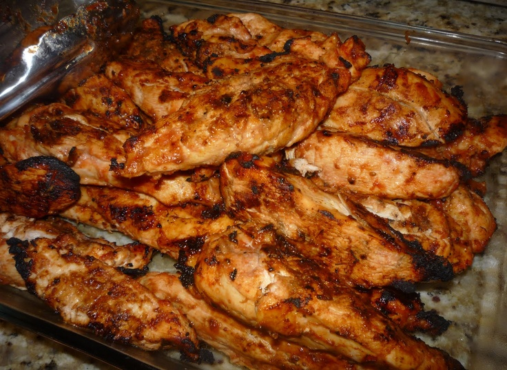 Chemistry Cooking: El Pollo Loco Chicken