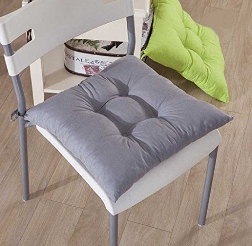 Gillberry Indoor Garden Patio Home Kitchen Office Chair Pads Seat Pads Cushion New Gray >>> Check out the image by visiting the link.