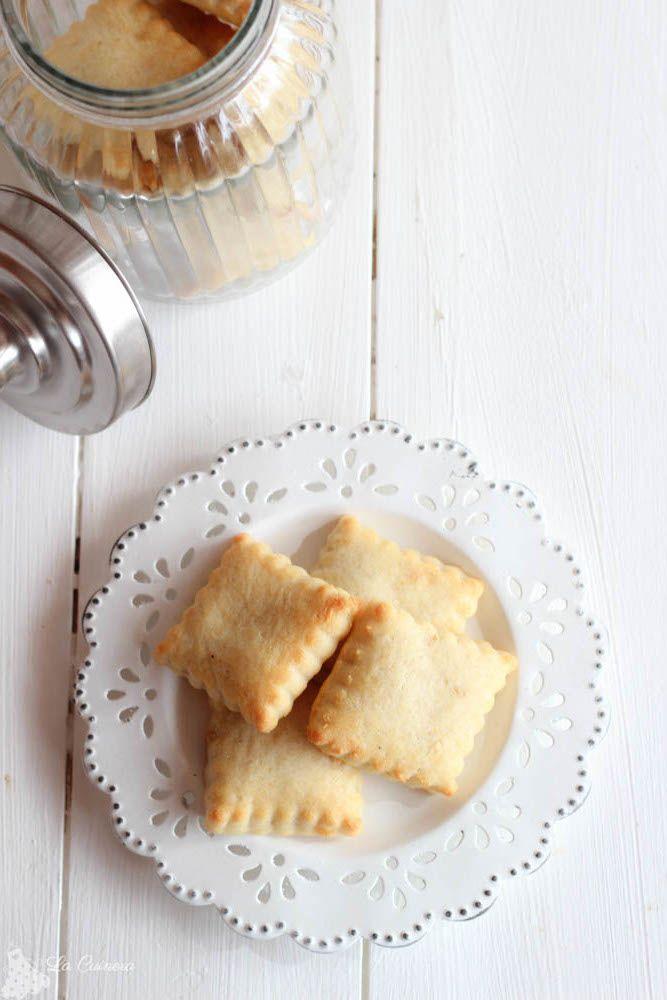 LA CUINERA: Receta galletas de queso