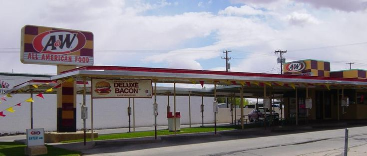 AW Drive in History | A W Restaurant Locations
