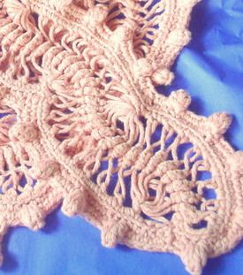 Crochet Spot » Blog Archive » Crochet Technique: Hairpin Lace – Part 1 - Crochet Patterns, Tutorials and News