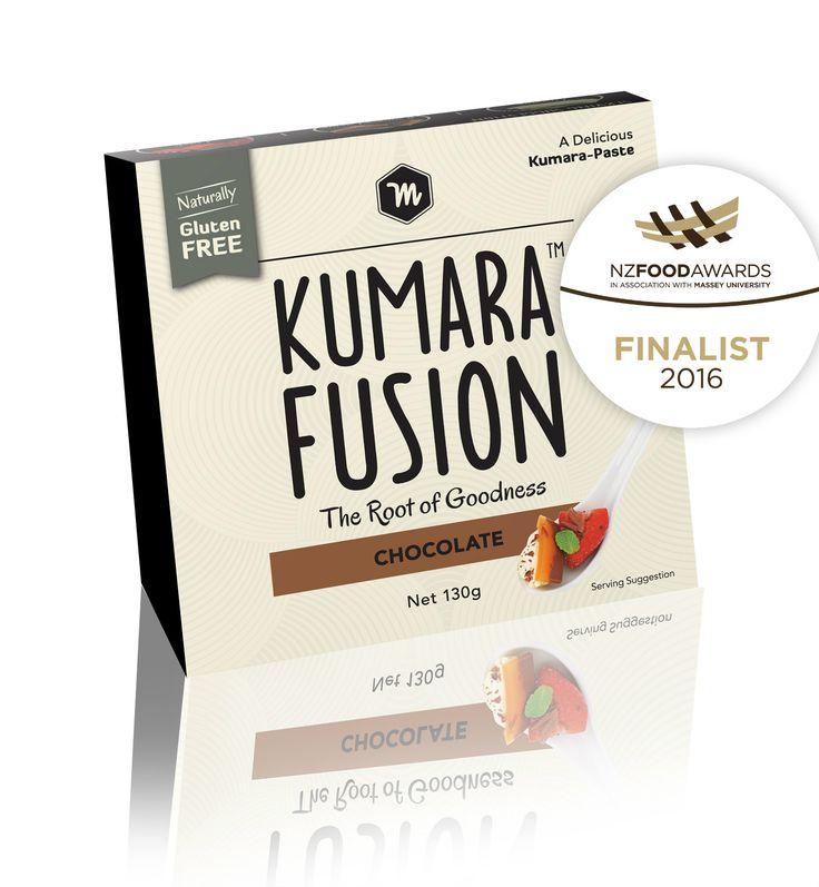 Kumara Fusion Chocolate - Finalist in NZ Food Awards #nzmade