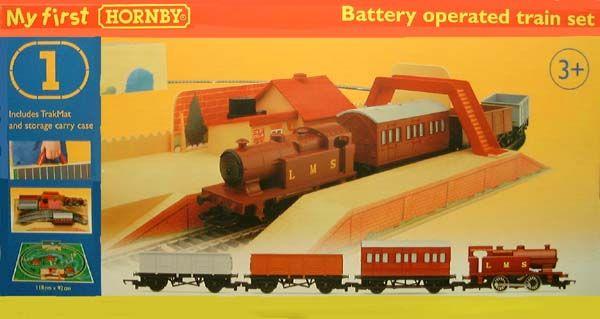 Hornby My First Hornby Train Set OO R1031   Hornby   Train