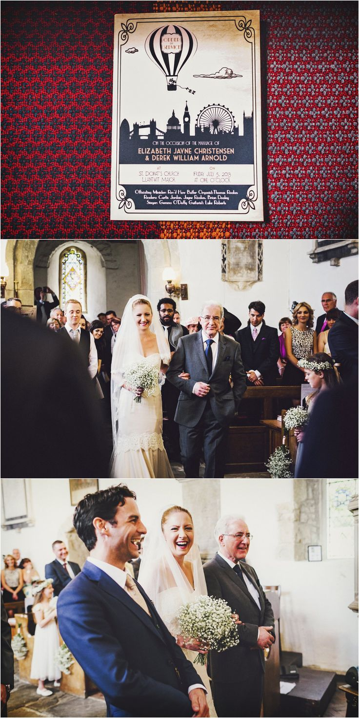 This St Donat's church wedding near Cardiff in Wales has had so much love. It was featured on the fantastic Love My Dress wedding blog and I also used these wedding photos for one of our sample albums. St Donat's Castle is such an amazing wedding venue. Everything about this wedding was perfect! #stdonats #stdonatscastle #cardiffwedding #southwaleswedding   #weddinginspiration   #weddingideas #Gettingmarried #brideandgroom  #bride