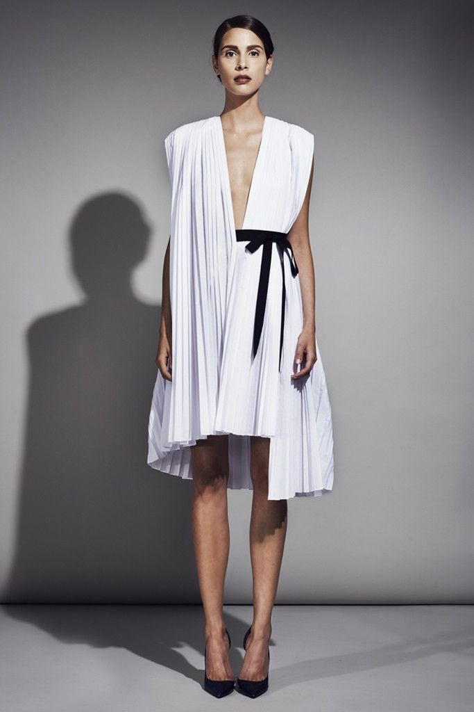 Charles Warren RTW Spring 2015 - Slideshow - Runway, Fashion Week, Fashion Shows, Reviews and Fashion Images - WWD.com