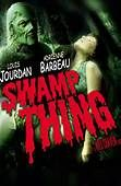 Swamp Thing (1982). [PG] 91 mins. Starring: Louis Jourdan, Adrienne Barbeau, Ray Wise, David Hess, Mimi Craven, Dick Durock and Nicholas Worth
