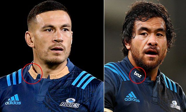 Sonny Bill Williams covers up bank logo on jersey on rugby return -   He may have only been on the field for less than 30 minutes on Saturday but Sonny Bill Williams has made headlines for covering up a bank logo on th... See more at https://www.icetrend.com/sonny-bill-williams-covers-up-bank-logo-on-jersey-on-rugby-return/