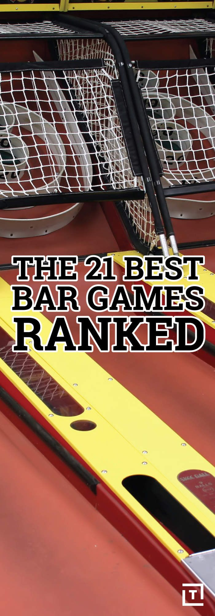 THE 21 BEST BAR GAMES, DEFINITIVELY RANKED