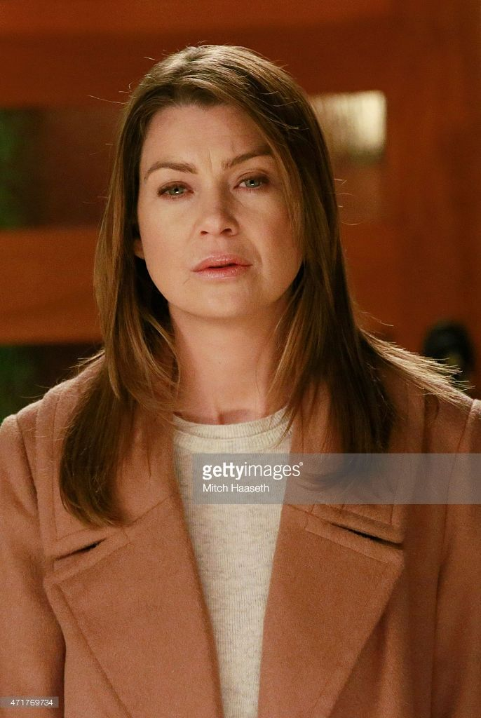 S ANATOMY - 'She's Leaving Home' - We see how Meredith and the doctors cope after they learn the news of Derek's death. Meanwhile, April makes a shocking decision that Jackson cannot understand, and Bailey and Ben argue over their future, on a special 2-hour 'Grey's Anatomy,' THURSDAY, APRIL 30 (8:00-10:01 p.m., ET) on the ABC Television Network.