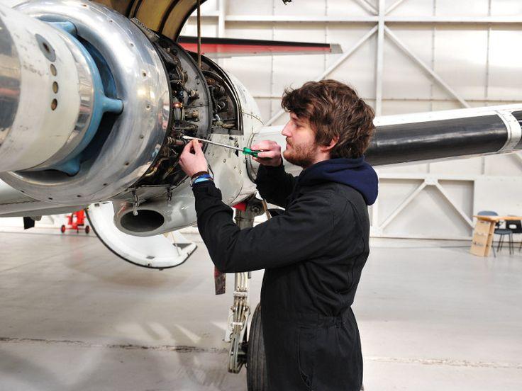 Best Paying Aircraft Mechanic Jobs di 2020