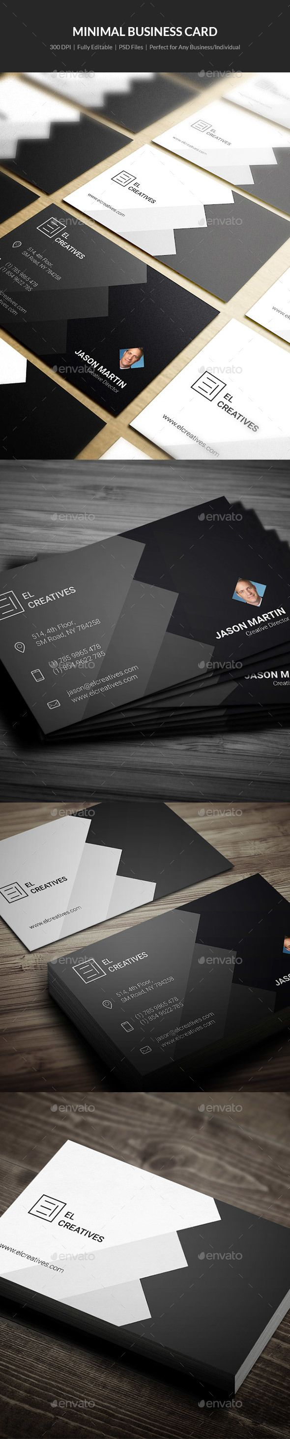 Best 25 minimal business card ideas on pinterest business card minimal business card 01 magicingreecefo Image collections