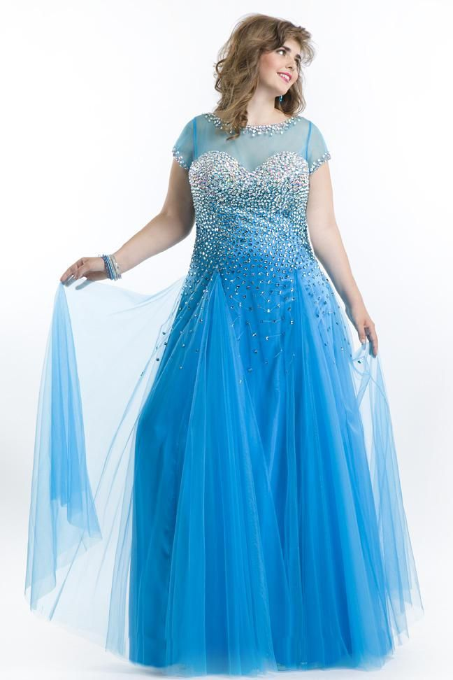 33 best Plus Size Special Occasion Dresses images on Pinterest