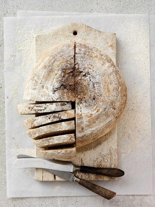 Food styling : Bread