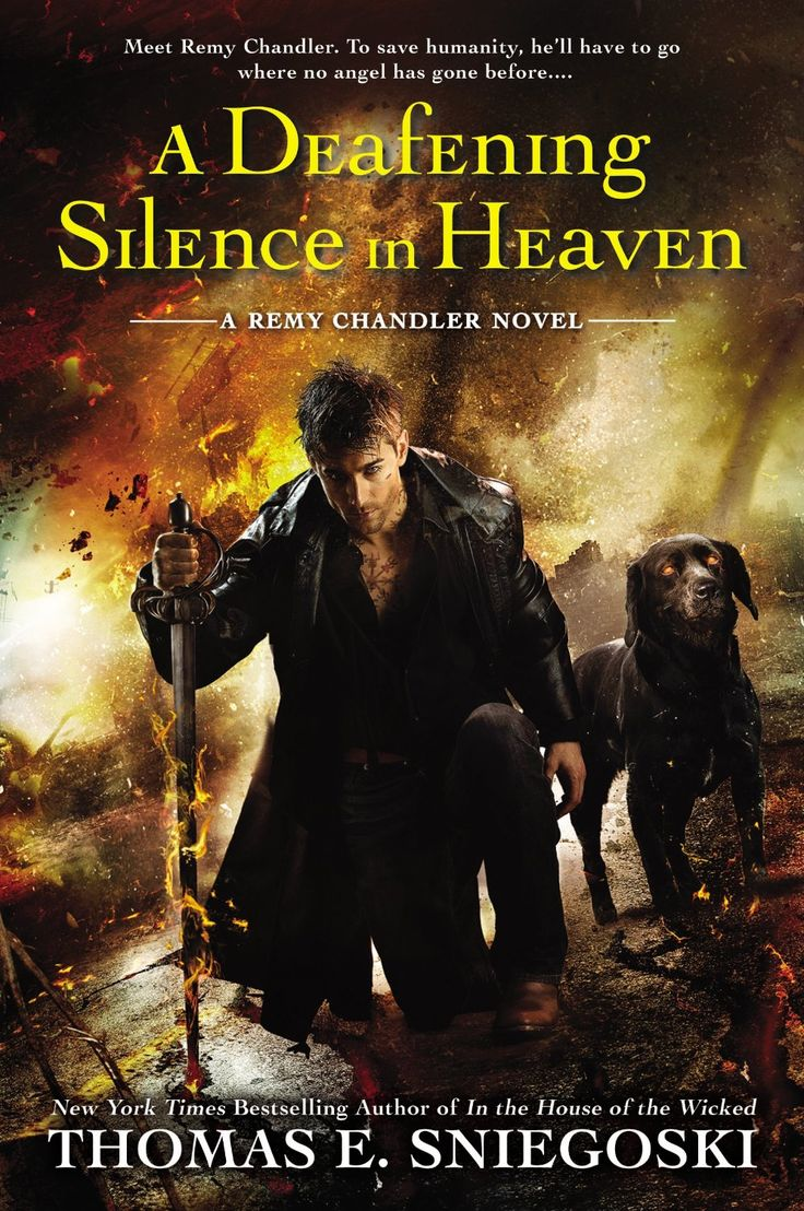 Gene Mollica  A Deafening Silence In Heaven: A Remy Chandler Novel By  Thomas E
