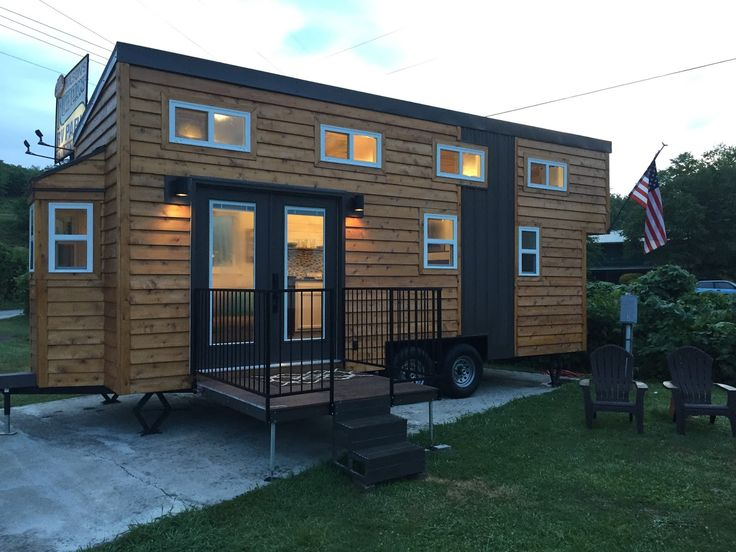 a luxurious tiny house for sale in cookeville tennessee with all its appliances and - Little Houses For Sale