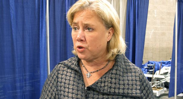 Mary Landrieu is pictured. | AP Photo Emails: Mary Landrieu, Citgo fend off Venezuela sanctions  Read more: http://www.politico.com/story/2014/08/mary-landrieu-emails-citgo-venezuela-sanctions-109833.html#ixzz39nop5up7