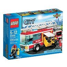 LEGO City - Le camion de pompiers (60002)