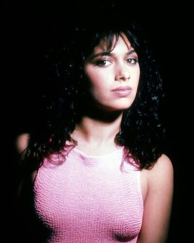 The Bangles Susanna Hoffs 1980s poster