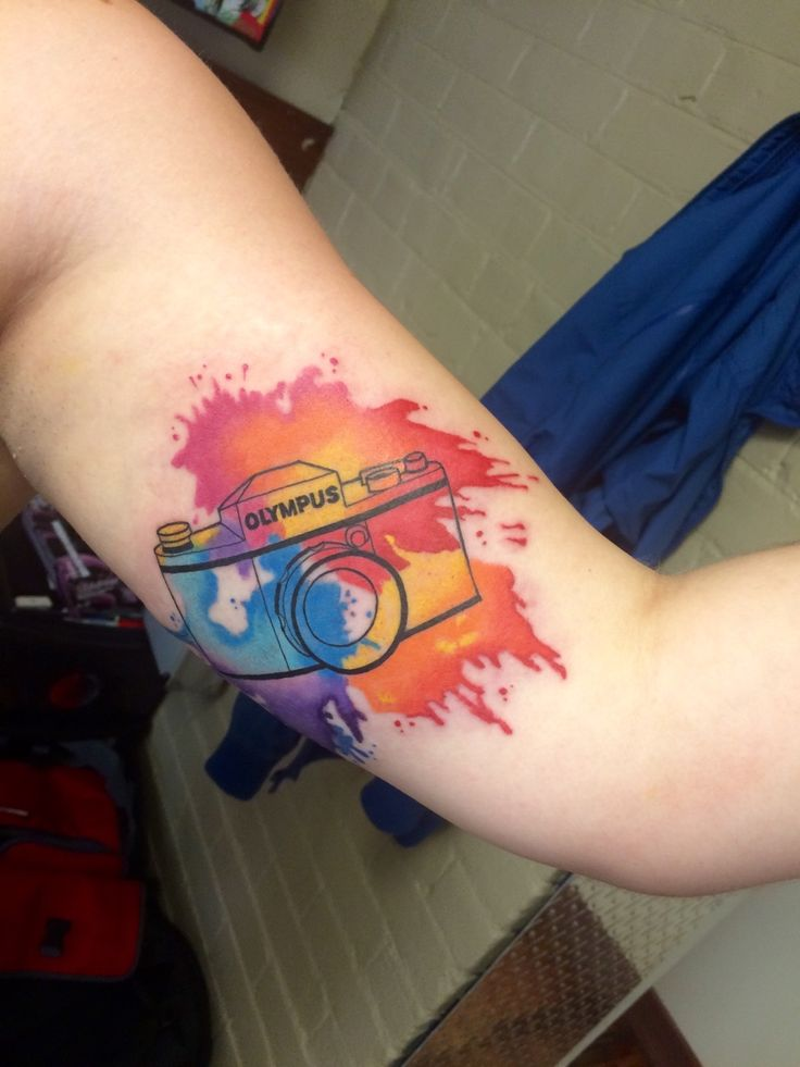 FYeahTattoos.com — Done by Gao Feng at Off the Map Tattoo in...