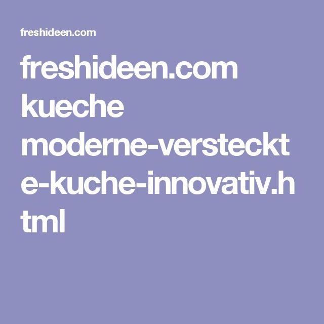 Freshideen.com Kueche Moderne Versteckte Kuche Innovativ.html