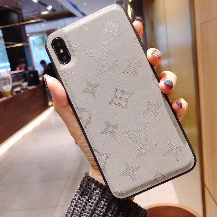 7c116b7b38 高級感 銀色 ルイヴィトン iPhoneX XS XR ケース シンプル風 ブランド iPhoneXs max カバー モノグラム