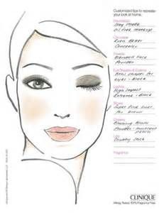 Clinique Makeup Chart - Like from LuAnn Makeup Artist Nordstrom's Best Salesperson  Freehold New Jersey