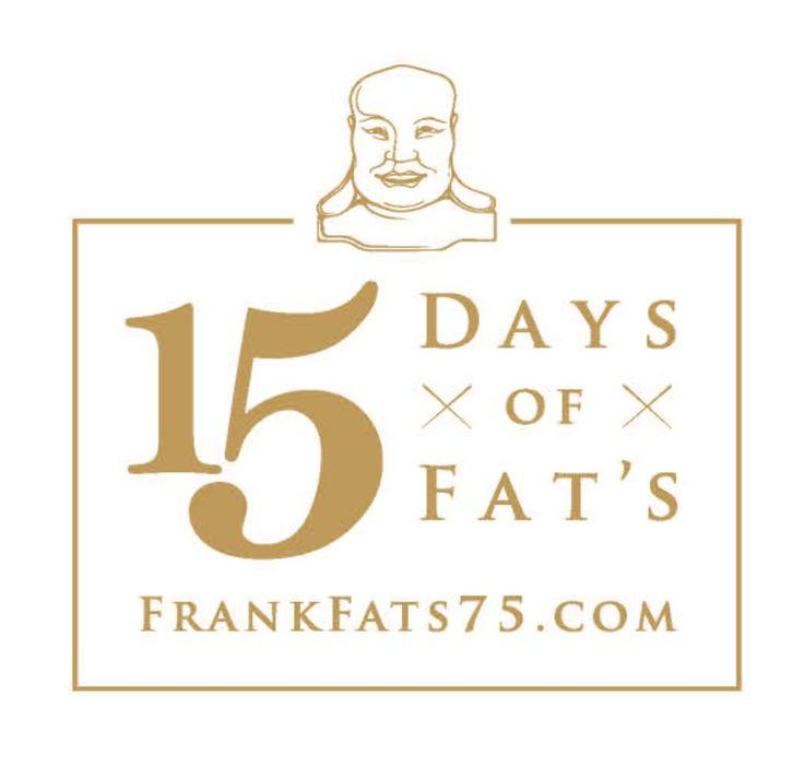 8 besten Frank Fat\'s Celebrates 75 Years! Bilder auf Pinterest   San ...
