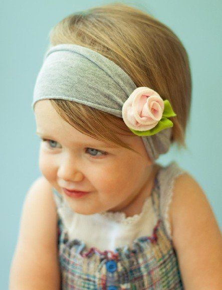 Top Baby Girl's Headband