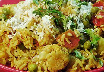 मसाले भात | Masale Bhaat