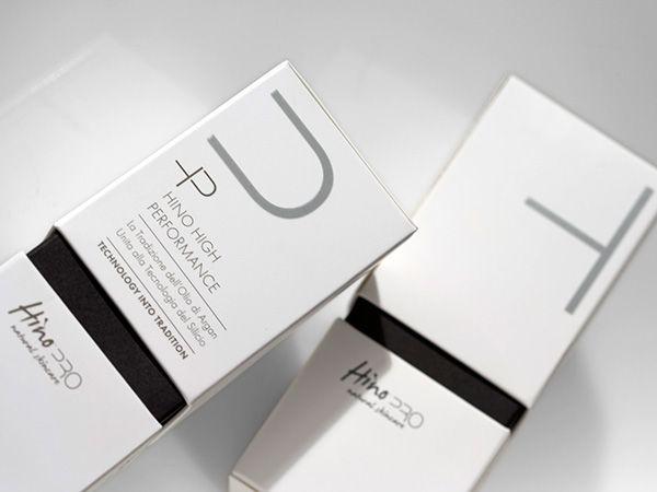 Hino Pro / Natural Skincare Argan Oil Packaging Design