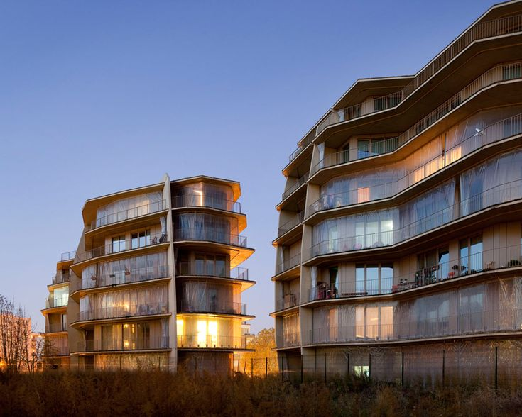 Wohnen Im Brahmsquartier: Herold Social Housing