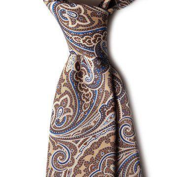 Cravata matase paisley