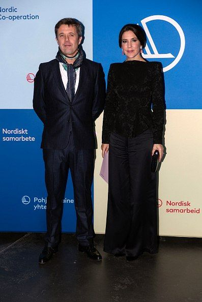 Prince Frederik and Princess Mary. 1-11-2016