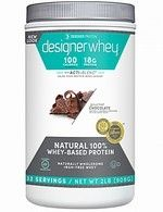 America's best-selling protein since 1993, Designer Whey is the muscle behind all NEXT Proteins' products. This high protein, low carb, 98% lactose-free supplement is available in several delicious flavors.