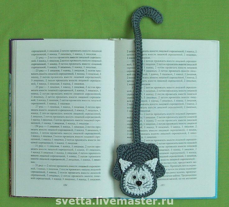 Crochet cat- Meow!