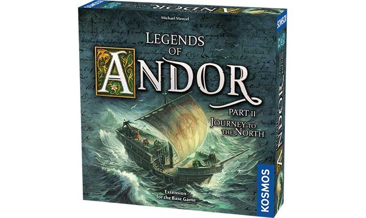 A new expansion for Legends of Andor!