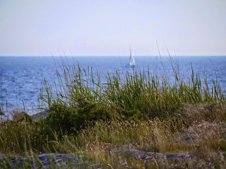 #Utö - the distant #island of contrasts #sailing