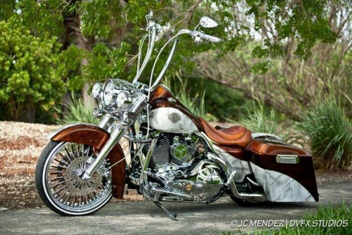 Pretty nice, for a bagger