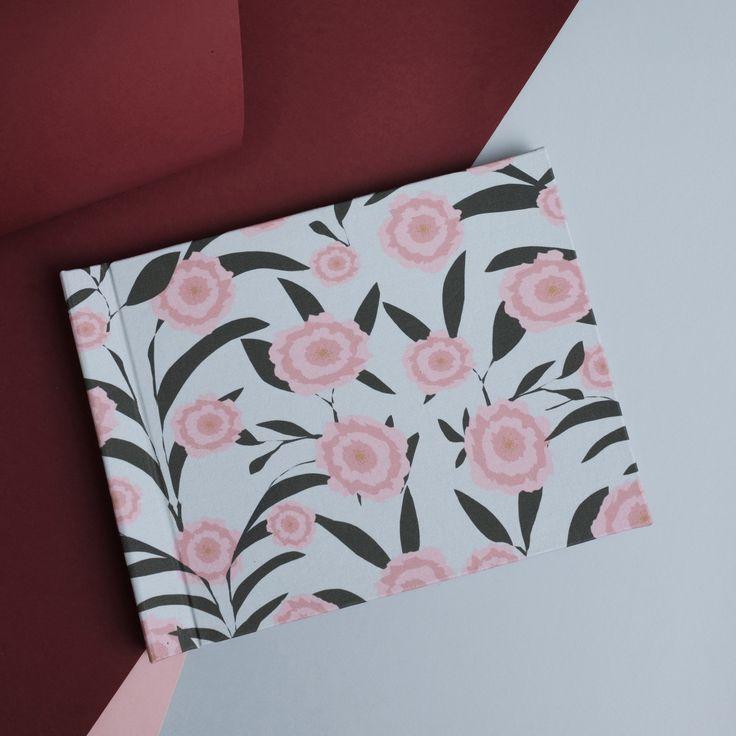 BELMONDO Album Peony / #ladnerzeczy #targirzeczyladnych #ladnerzeczydziejasiewinternecie #polishdesign #design