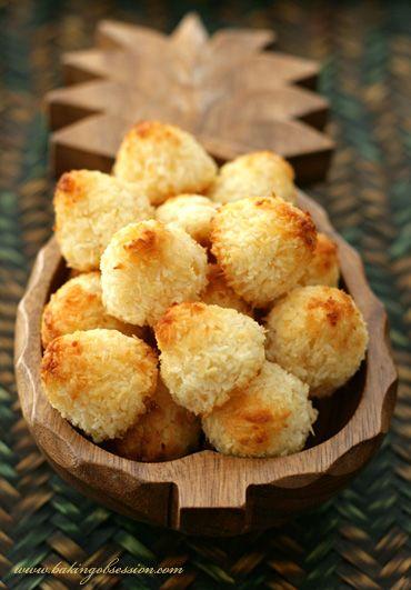 Pineapple Coconut Cookies: Cookies Lik Macaroons Yum, Coconut Cookies ...