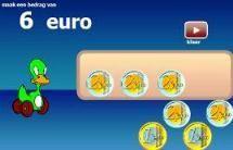 Geld tellen met 1 en 2 euromunten De groep van Juf Marita en juf Cathy :: kleutergroep2.yurls.net