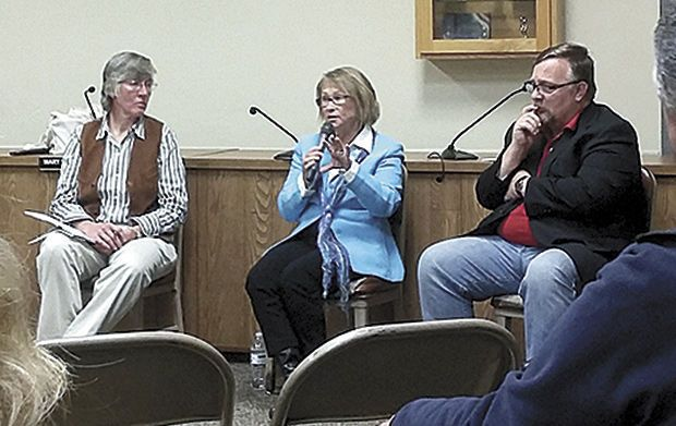 BIRCHWOOD — Less than two months after the Wetterling family's worst imaginable scenario came true — that Jacob was in fact sexually assaulted and killed — Patty Wetterling is telling