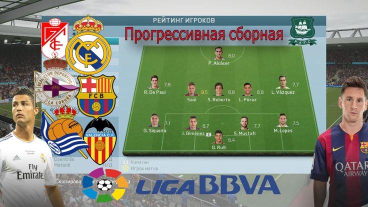 Прогрессивная сборная La Liga BBVA | FIFA 16 ULTIMATE TEAM
