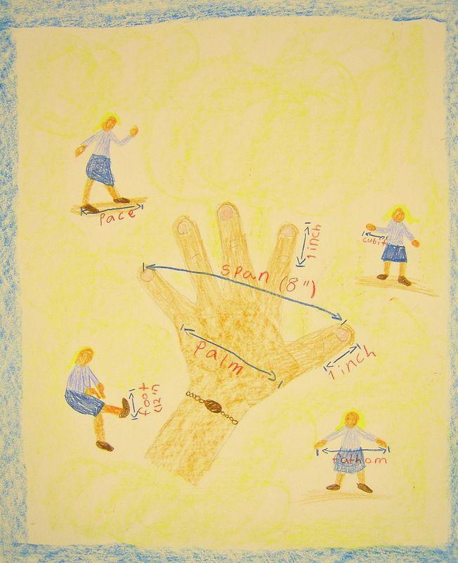 Main Lesson Books (3rd) -  Stone Bridge School Third Grade