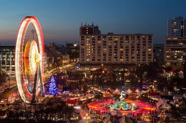 I mercatini di Natale di Berlino
