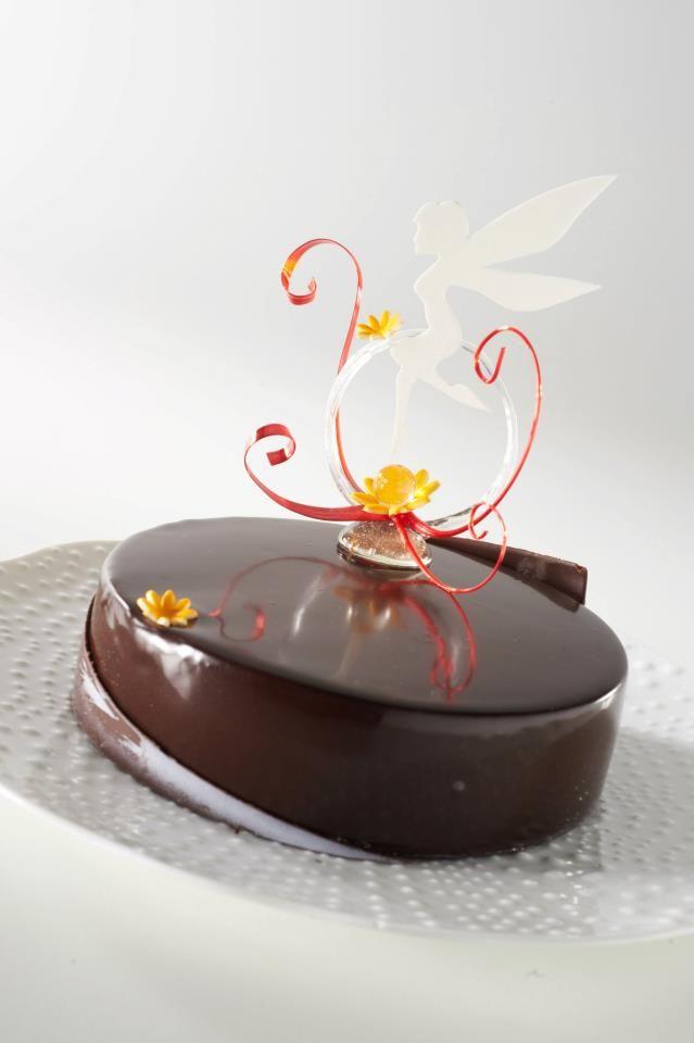 China - Chocolate Entremet