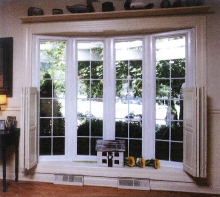 Best 25 Bow Window Treatments Ideas On Pinterest