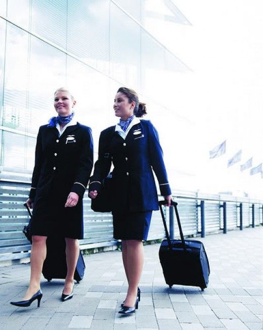 25+ parasta ideaa Pinterestissä Flight attendant jobs salary - flight attendant job description