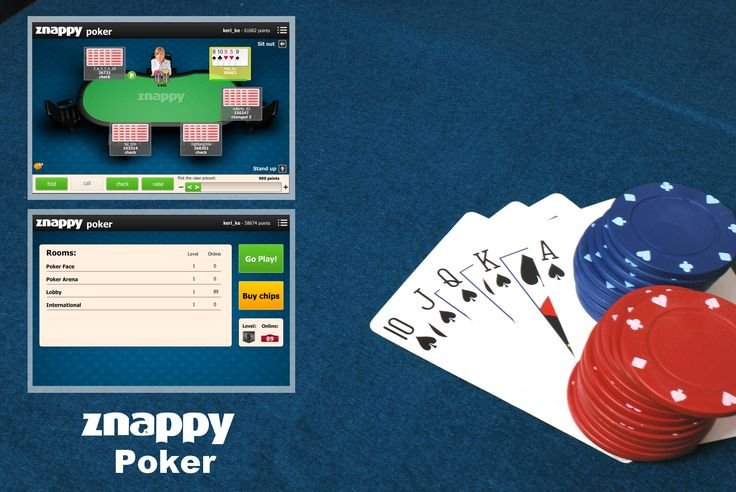 ♠♣♥♦ Just play every hand, you can't miss them all. ♦♥♣♠ Play now: http://poker.doizece.ro/  #ZnappyGames #Poker #Pokerface #PlayNow